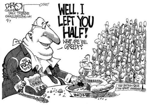 cartoon credited to www.keepthemiddleclassalive.com