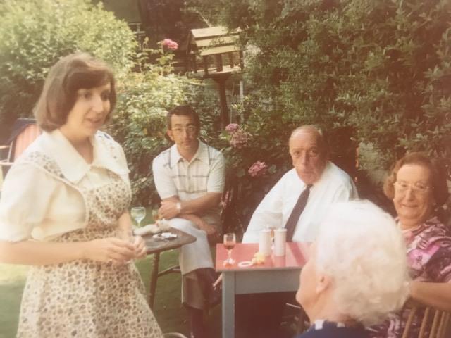 nan and grandad